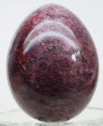 Decorative onyx egg