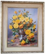 Picture Nature morte flowers