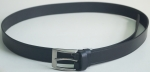 Leather belt 122 cm