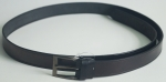 Leather belt 130 cm