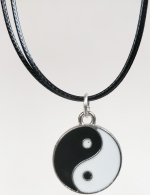 Necklace Yin Yang
