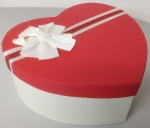 Gift box heart big