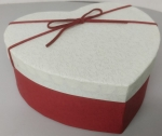 Gift box heart middle