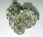 Pyrite and crystals