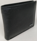 Wallet from natural leather HENGHUANG