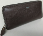 Purse from natural leather BETHCAT