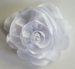 Handmade decoration flower brooch or barrette by choice