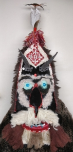 Unique kuker mask by order